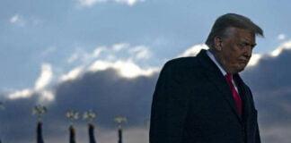 محاكمة الرئيس السابق دونالد