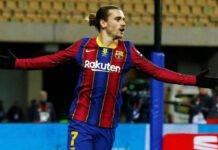 يفوز برشلونة 2-صفر