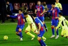 أتليتيكو مدريد الفوز 2-1