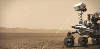 برسيفيرانس رحلتها المريخ