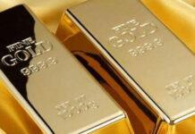 الذهب تراجع 4ر0 بالمئة