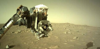 تحليل لصخور المريخ