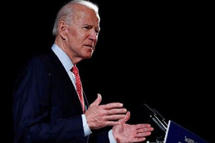 جو بايدن الاقتراع