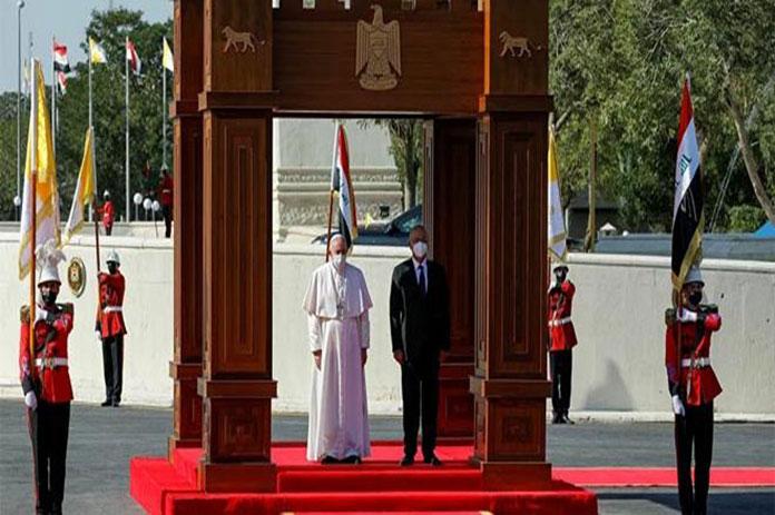 بابا الفاتيكان تعزيز السلام