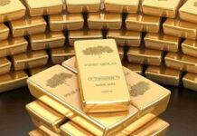 الذهب من أقل مستوى
