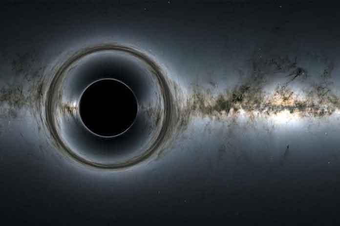 العلماء الثقوب السوداء