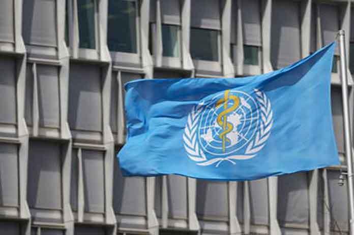 منظمة الصحة العالمية كورونا