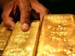 الذهب سندات الخزانة الأمريكية