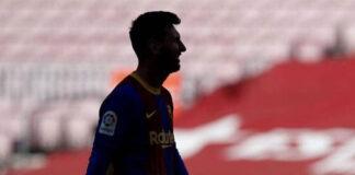 اتفاق ميسي برشلونة
