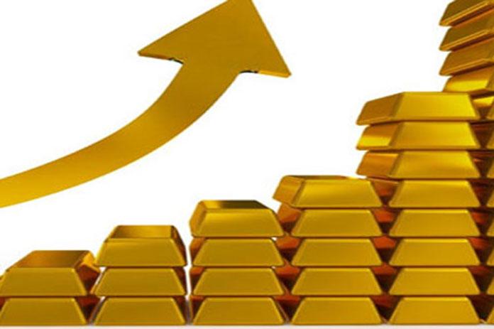 ارتفاع أسعار الذهب الدولار