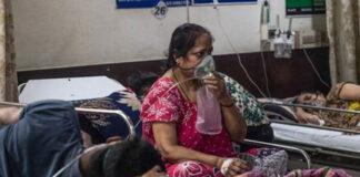 الهند زيادة قياسية كورونا