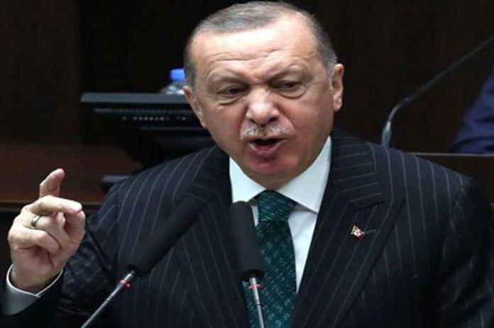 سياسة التتريك أردوغان